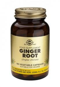 Ginger_100 veg. caps
