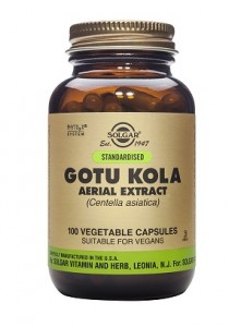 Gotu kola aerial extract_100 veg. caps
