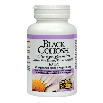 Гроздовиден ресник 40 мг. Natural Factors,  90 бр. -