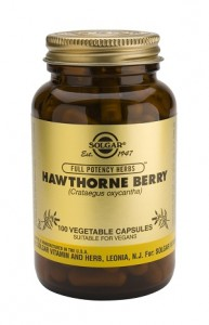 Hawthorne berry_100 veg. caps
