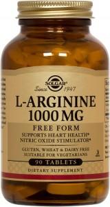 L-arginine 1000mg_90 tablets