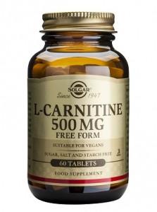 L-carnitine_500mg_30 tabs
