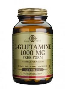 L-glutamine_1000mg_60 tabs