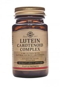 Lutein carotenoid complex_30 veg. caps