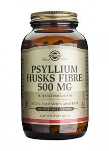 Psyllium husks fibre_500mg_200 veg. caps