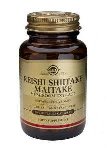 Reishi Shiitake Maitake_50 veg. caps
