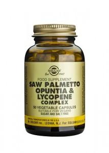 Saw palmetto opuntia lycopene_50 veg. caps