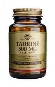 Taurine_500mg_50 veg. caps