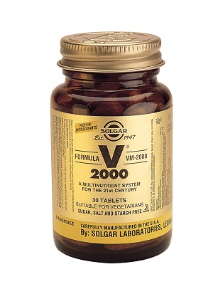 Формула ВМ 2000 Solgar, 30бр. - Solgar