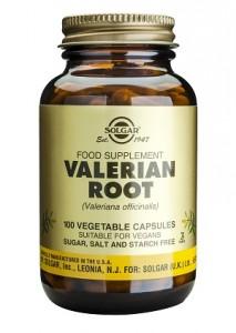 Valerian root_100 veg. caps