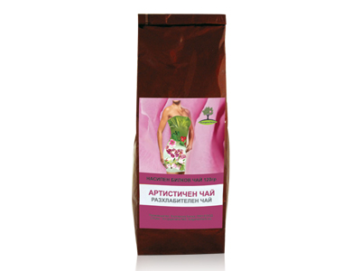 Артистичен чай Bioherba, 120 гр. - Bioherba