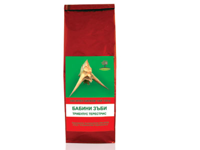Бабини зъби чай Bioherba, 120 гр. - Bioherba