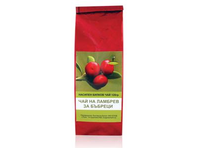 Бъбречен чай на проф. Ламбрев Bioherba, 120 гр. - Bioherba
