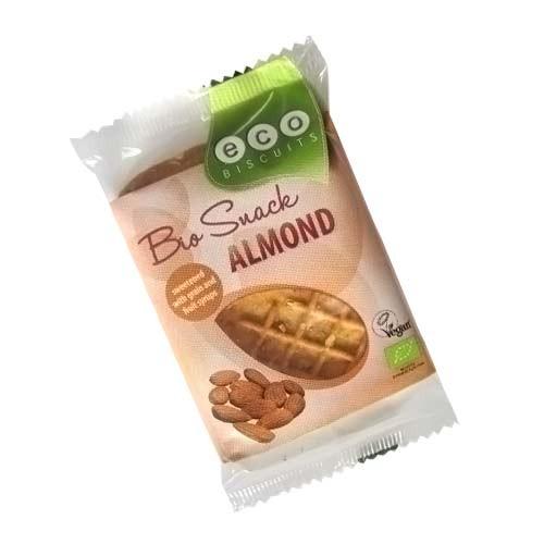 Бисквита с бадеми Био Eco Biscuits ,45гр. - Eco Biscuits