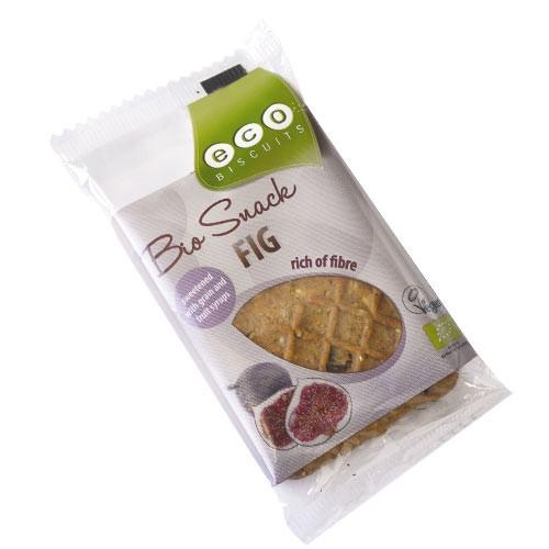 Бисквита със смокини Био Eco Biscuit, 55 гр. - Eco Biscuits