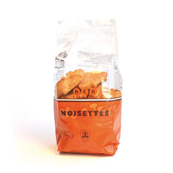Био детски бисквити с лешници Eco Biscuit, 175 гр. - Eco Biscuits