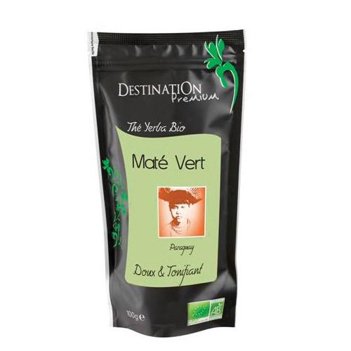 Чай Мате от Парагвай Био Destination, 100 гр. - Destination
