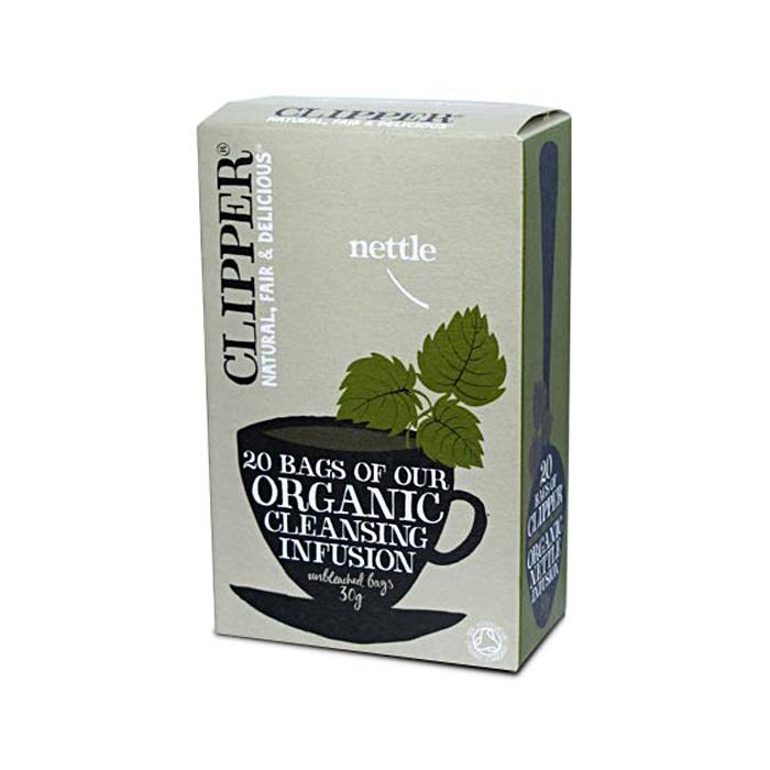 Био чай от коприва CLIPPER TEAS, 20 бр. - CLIPPER TEAS