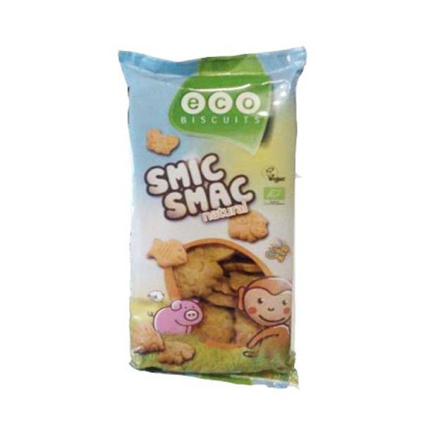 Био Веган детски бисквити натурални Eco Biscuit, 150гр. - Eco Biscuits