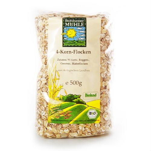 Ядки от 4 вида зърно Био Muhle, 500 гр. - Muhle