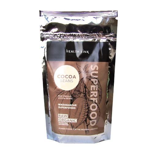 Какаови зърна сурови от Перу Health Link, 250 гр. - Health Link
