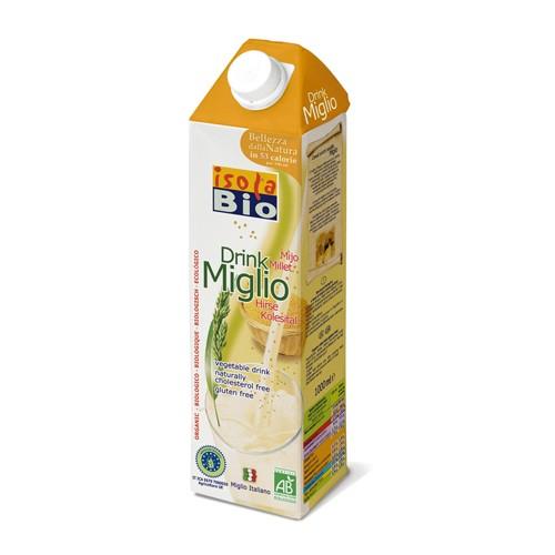Напитка от просо Био Isola Bio 1л. - Isola Bio