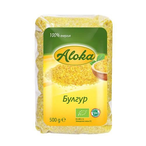 Булгур Био Aloka, 500 гр. - Aloka