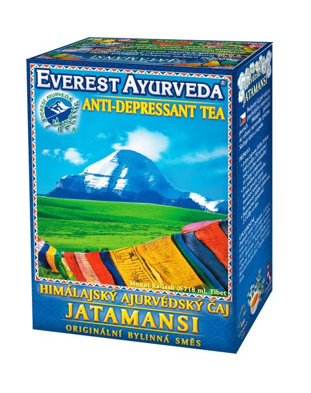 Jatamansi чай – депресия и психически проблеми, Everest ayurveda, 100гр. - Everest ayurveda