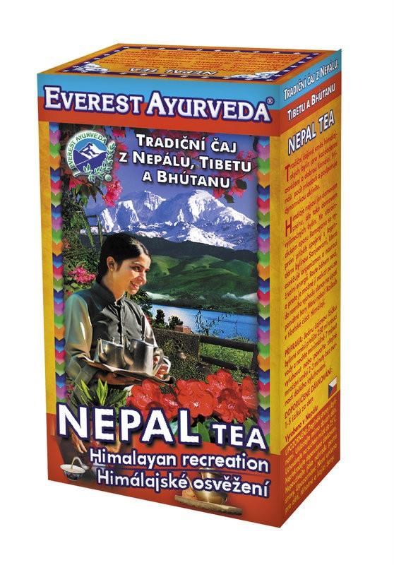 Nepal чай  хималайска свежест, Everest ayurveda, 50гр - Everest ayurveda