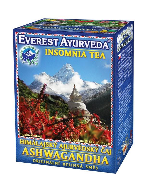 Ashwagandha чай – спокойствие и сън, Everest ayurveda, 100гр. - Everest ayurveda