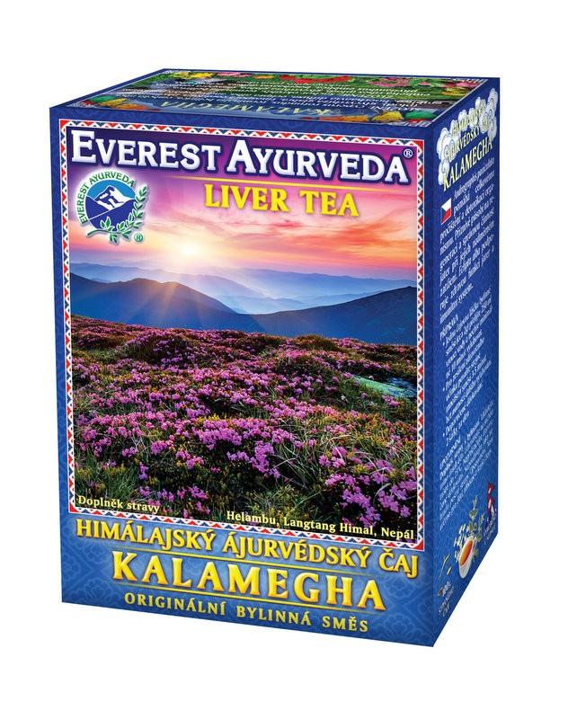 Kalamegha чай – черен дроб и жлъчка, Everest ayurveda, 100гр. - Everest ayurveda