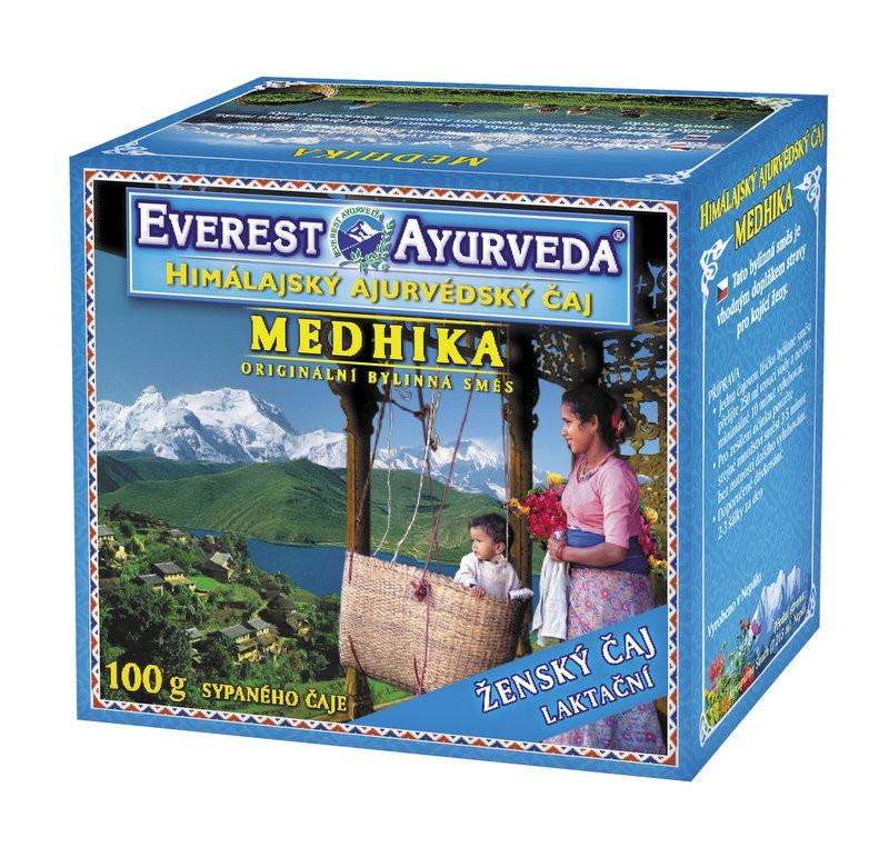 Medhika чай за кърмещи  майки Everest ayurveda, 100гр. - Everest ayurveda