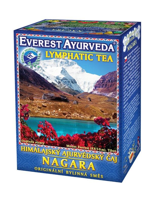 Nagara чай – лимфна система, Everest ayurveda, 100гр. - Everest ayurveda