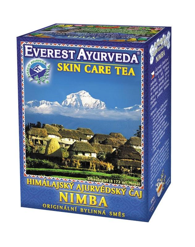 Nimba чай – за красива и чиста кожа, Everest ayurveda, 100гр. - Everest ayurveda