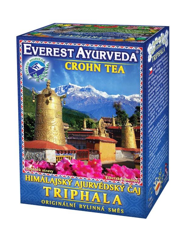Triphala чай – пречистване на храносмилателната система, Everest ayurveda, 100гр. - Everest ayurveda