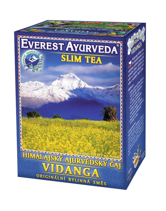 Vidanga чай – регулиране на теглото, Everest ayurveda, 100гр. - Everest ayurveda