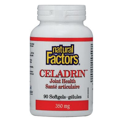 Целадрин 350 мг. Natural Factors,  90 бр. - Natural Factors