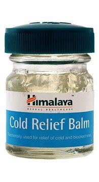 Балсам Колд Himalaya, 10 гр. - Himalaya