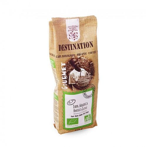 Кафе на зърна Латинска Америка Био Destination, 250 гр. - Destination