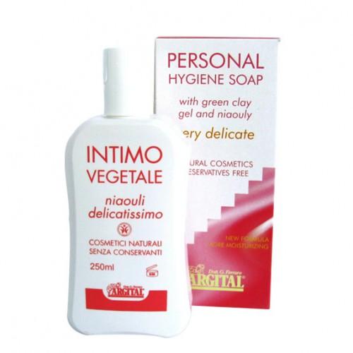 Органичен растителен сапун за интимна хигиена Argital, 250мл. - Argital