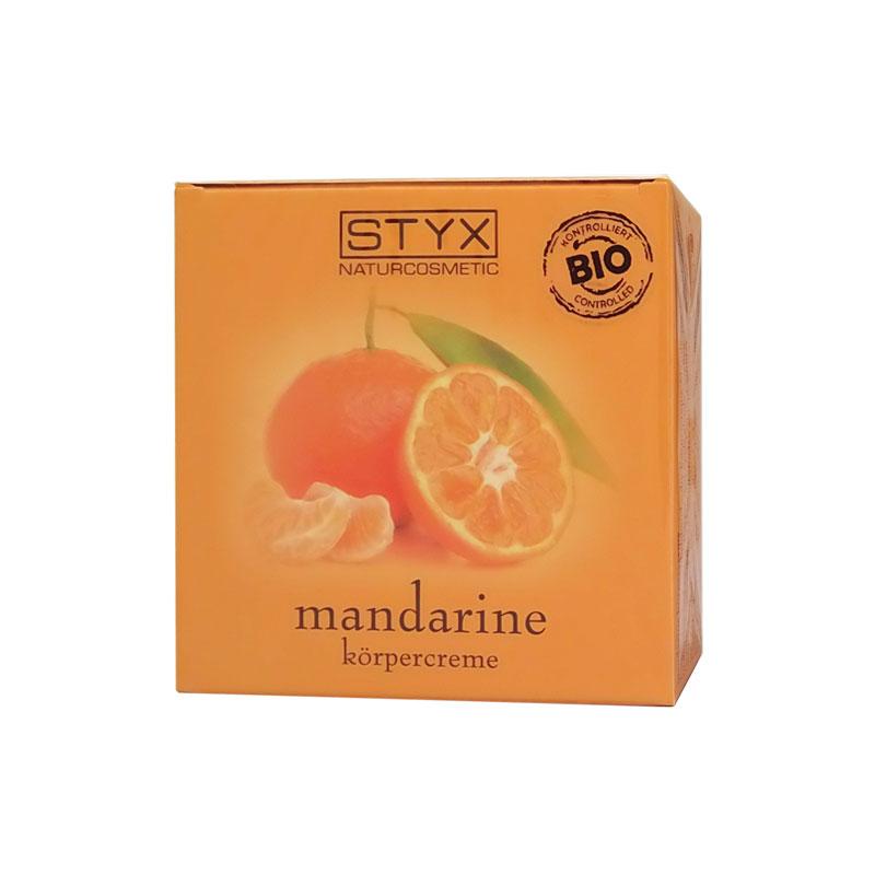 Крем за тяло Мандарина и Портокал Styx, 200мл. - Styx