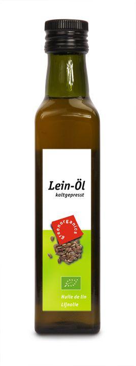 Ленено масло Био Green,  250мл. - Green