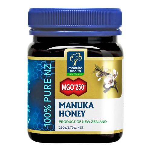 Мед от манука MGO 250+ активност Manuka Honey, 250 гр. - Manuka Honey