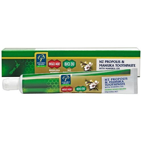 Паста за зъби с мед от манука MGO 400+ Manuka Honey, 100 гр. - Manuka Honey