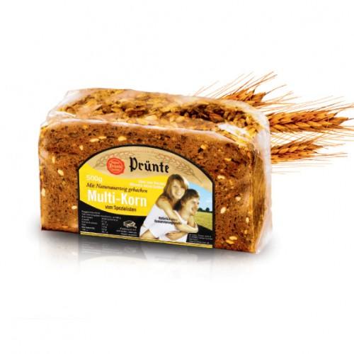Многозърнест хляб Prunte, 500 гр. - Prunte