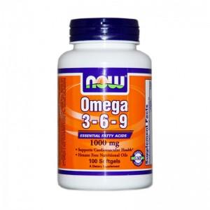 Omega 3-6-9, Now, 100 бр.