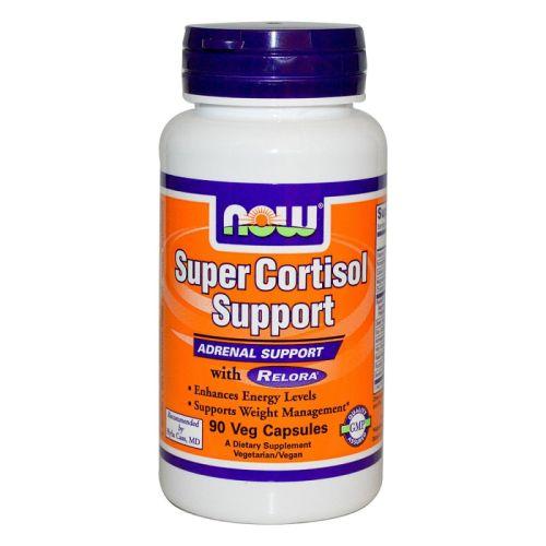 Супер кортизол съпорт Now, 90бр. - Now