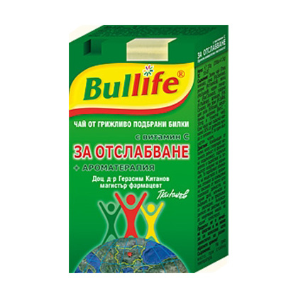 Отслабване чай Буллайф 20бр. - Bullife