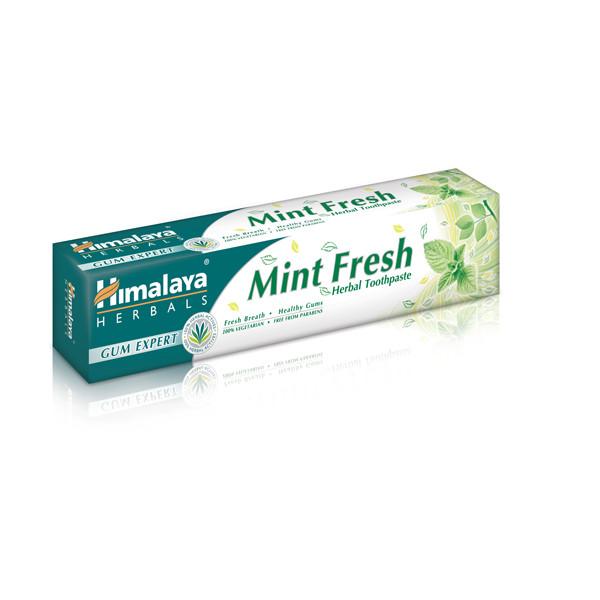 Паста за зъби (гел)с мента Himalaya, 75 мл. - Himalaya