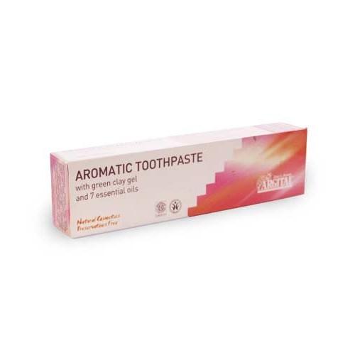 Органична паста за зъби с екстракт от билки Argital, 75мл. - Argital
